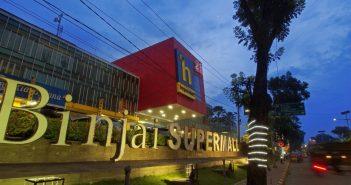 Binjai Supermall (Photo: Lippo Malls Indonesia Retail Trust)