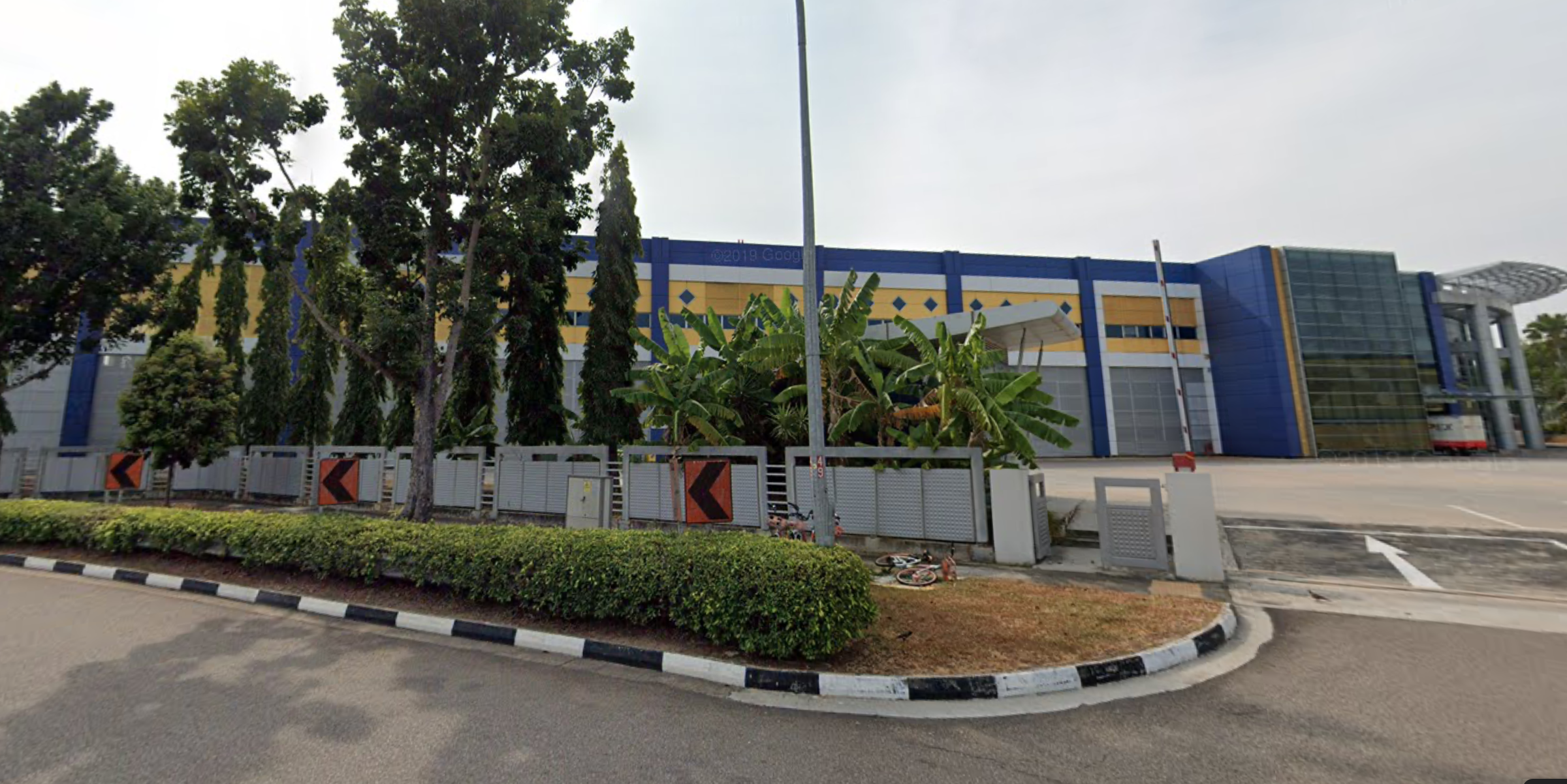25 Changi South Street 1 (Google Maps)