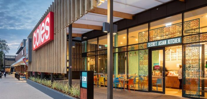 Charter Hall Retail REIT property, Secret Harbour Square. (Photo: Charter Hall Retail REIT)