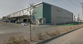Nippon Prologis REIT property, Prologis Park Iwanuma 1. (Photo: Google Maps)