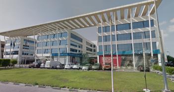 European Business Centre in Dubai, a property of Emirates REIT. (Photo: Google Maps)