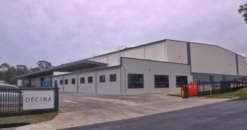 115 Rudd Street, Mapletree Logistics Trust's second property in Brisbane. (Credit: Mapletree Logistics Trust)