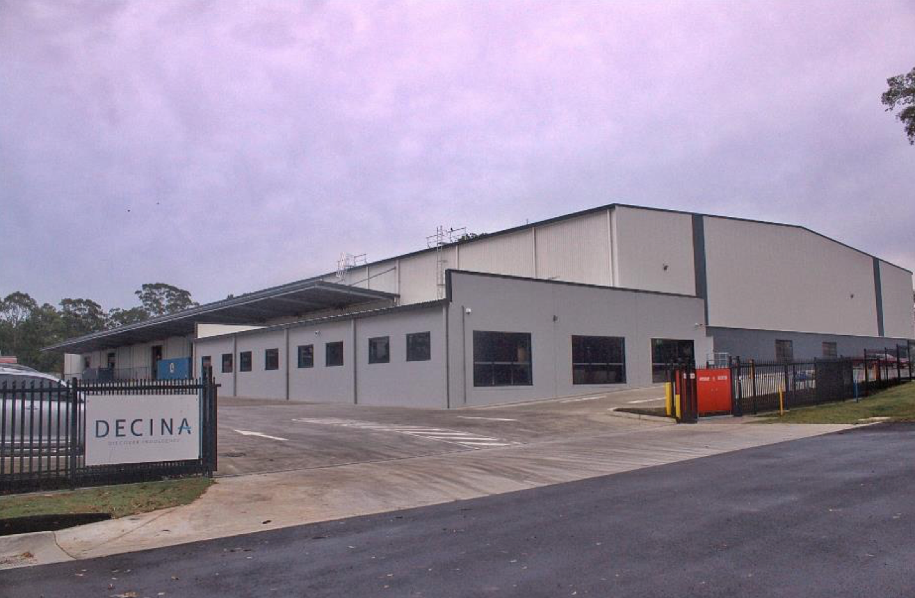 115 Rudd Street, Mapletree Logistics Trust's second property in Brisbane. (Credit: Mapletree Logistics Trust)