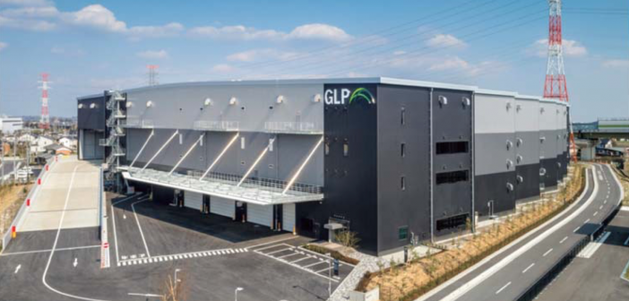 GLP Kawajima, a property being acquired by GLP J-REIT. (Photo: GLP J-REIT)