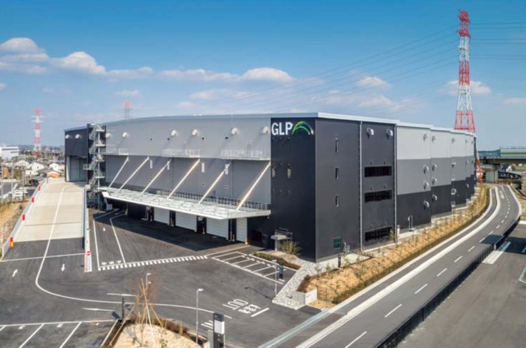 GLP Kawajima, a property being acquired by GLP J-REIT. (Photo: GLP J-REIT)