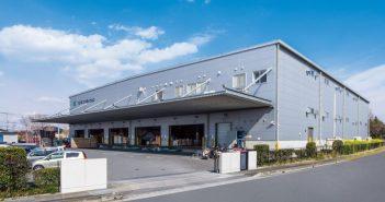 MJ Logipark Kazo 1. (Mitsubishi Estate Logistics REIT)