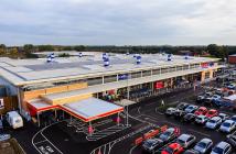 Tesco Extra at Newmarket (Photo: Supermarket Income REIT)