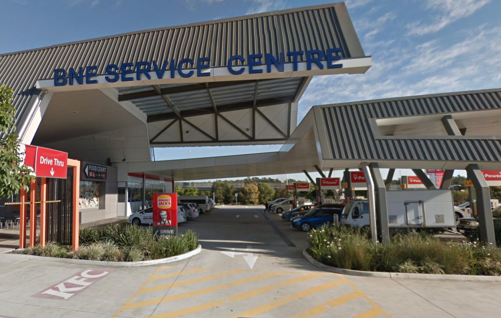Brisbane Airport Link Service Centre. (Photo: Google Maps)