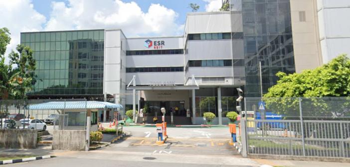 ESR-REIT property at 7000 Ang Mo Kio Avenue 5. (Photo: Google Maps)