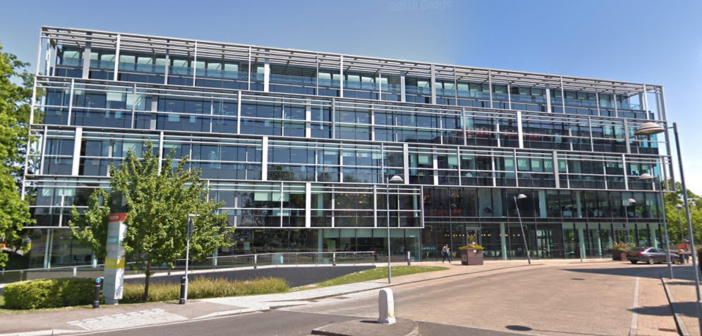The UK business park that will be acquired by Frasers Logistics and Commercial Trust. (Photo: Google Maps)