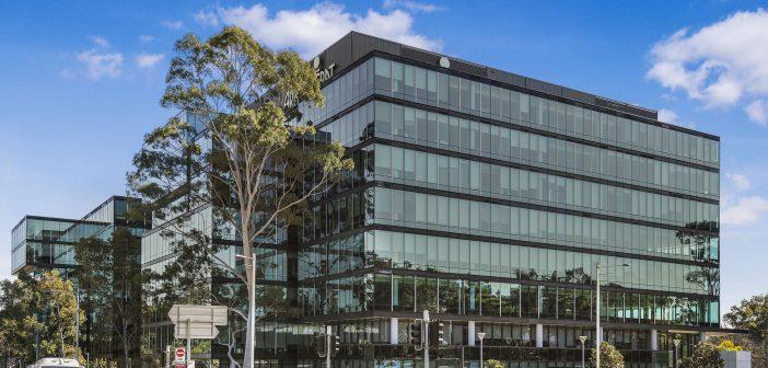 Pinnacle Office Park. (Photo: Keppel REIT)