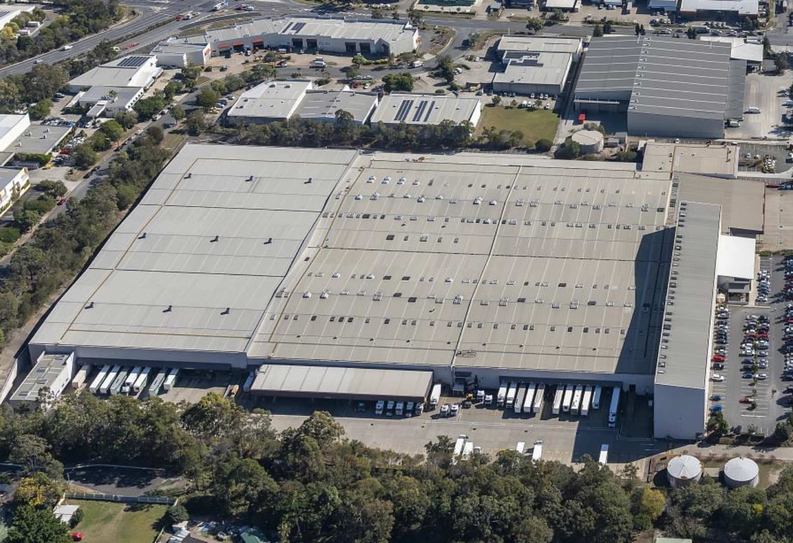 Acacia Ridge Distribution Centre.