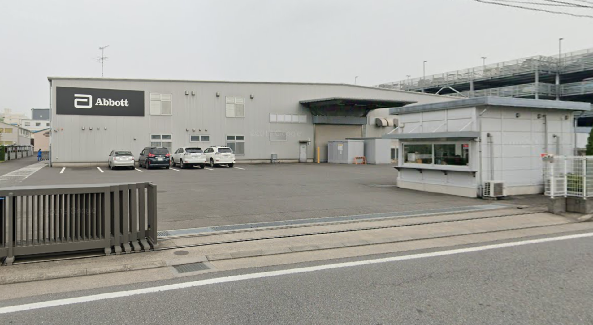 P-Life Matsudo. (Photo: Google Maps)