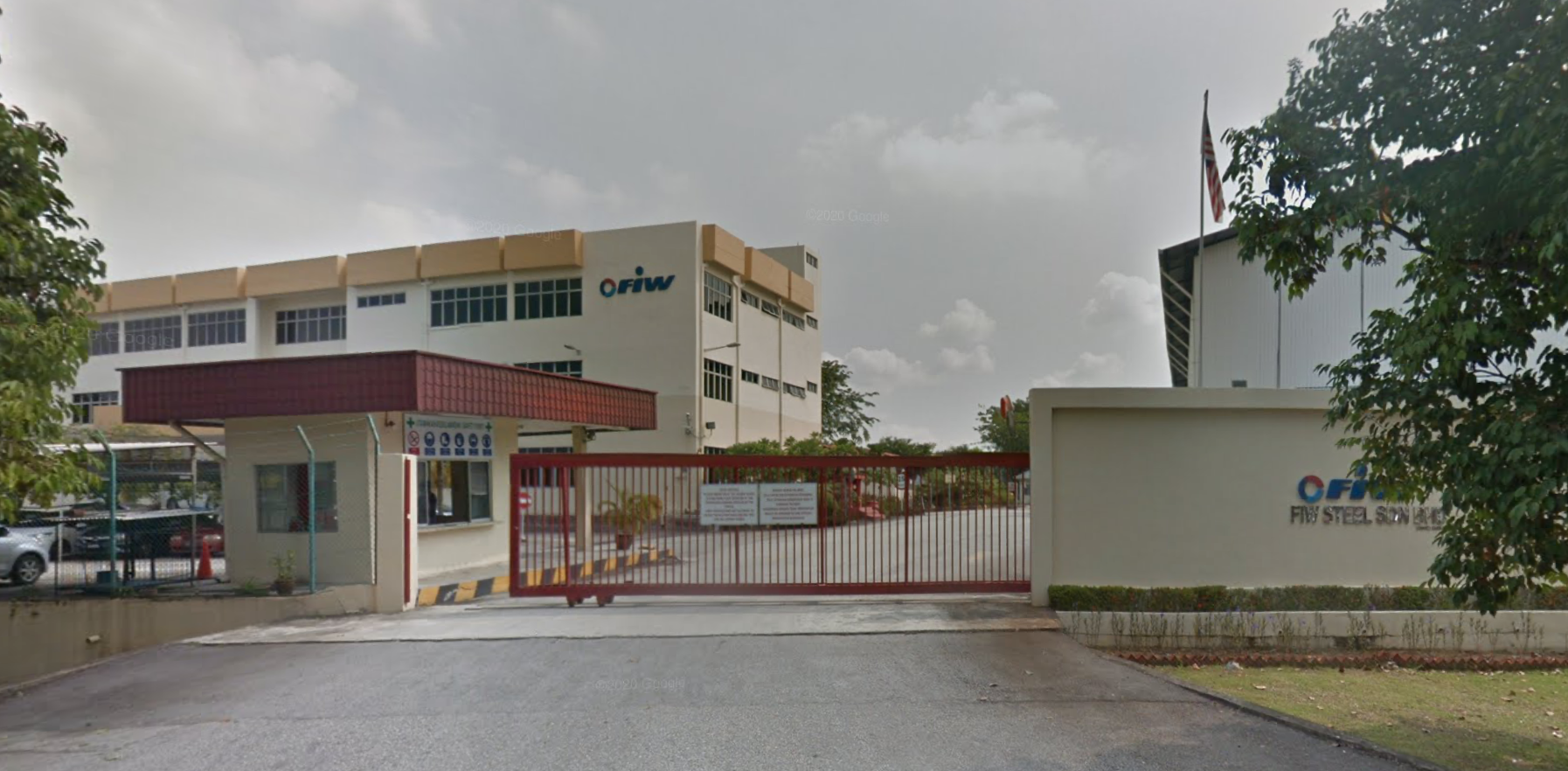Axis REIT property in Selangor (Photo: Google Maps)