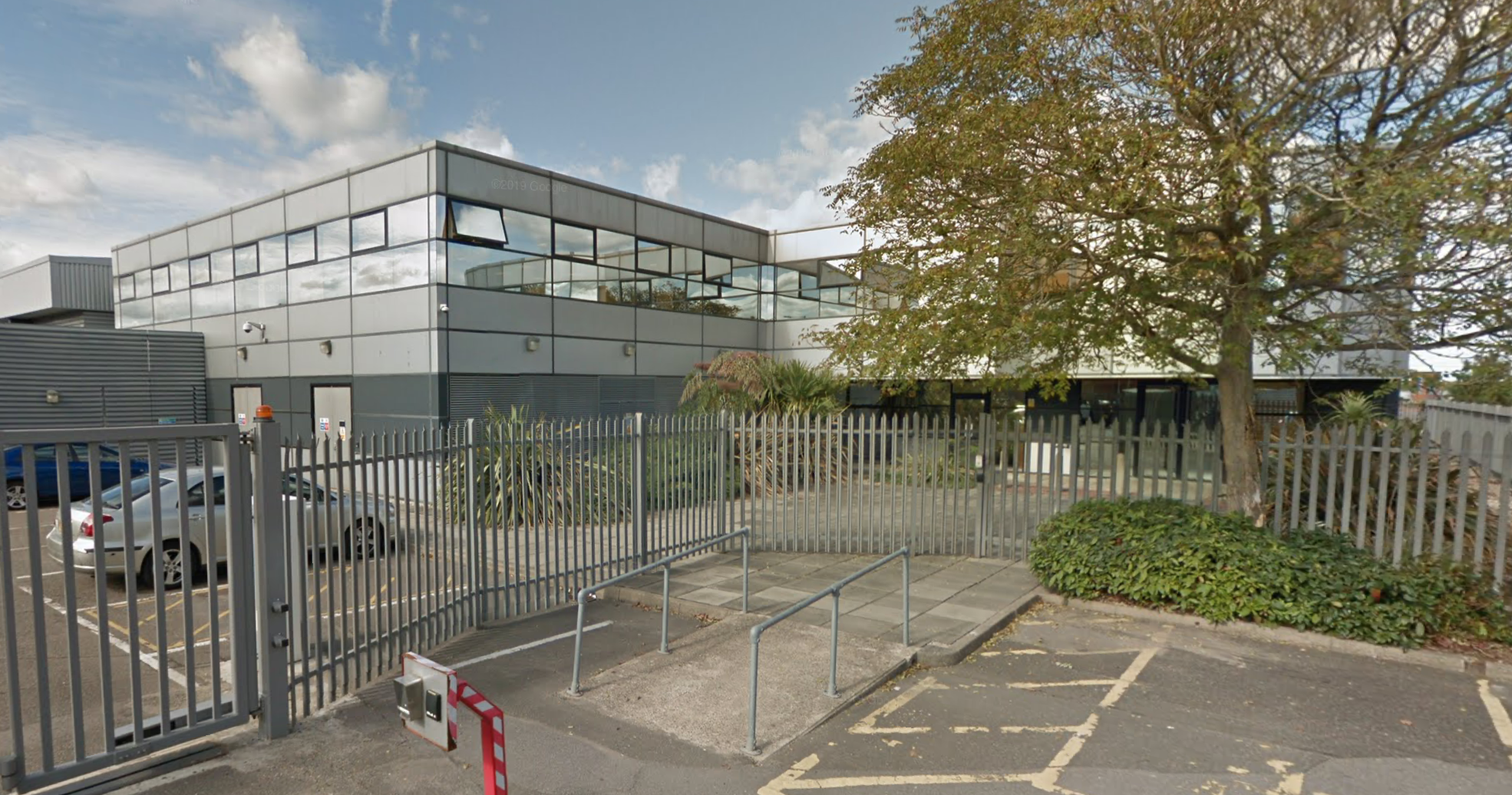 Cressex Business Park, Coronation Road. (Photo: Google Maps)