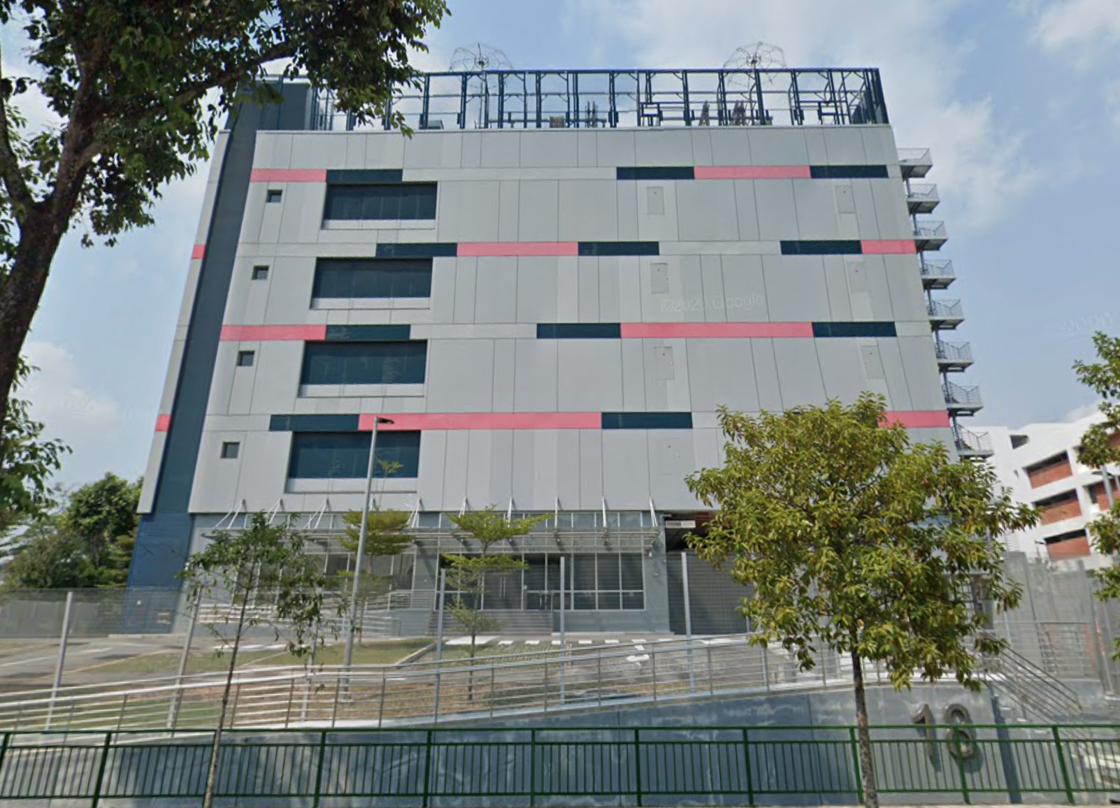 DC1, an asset of Keppel DC REIT (Photo: Google Maps)