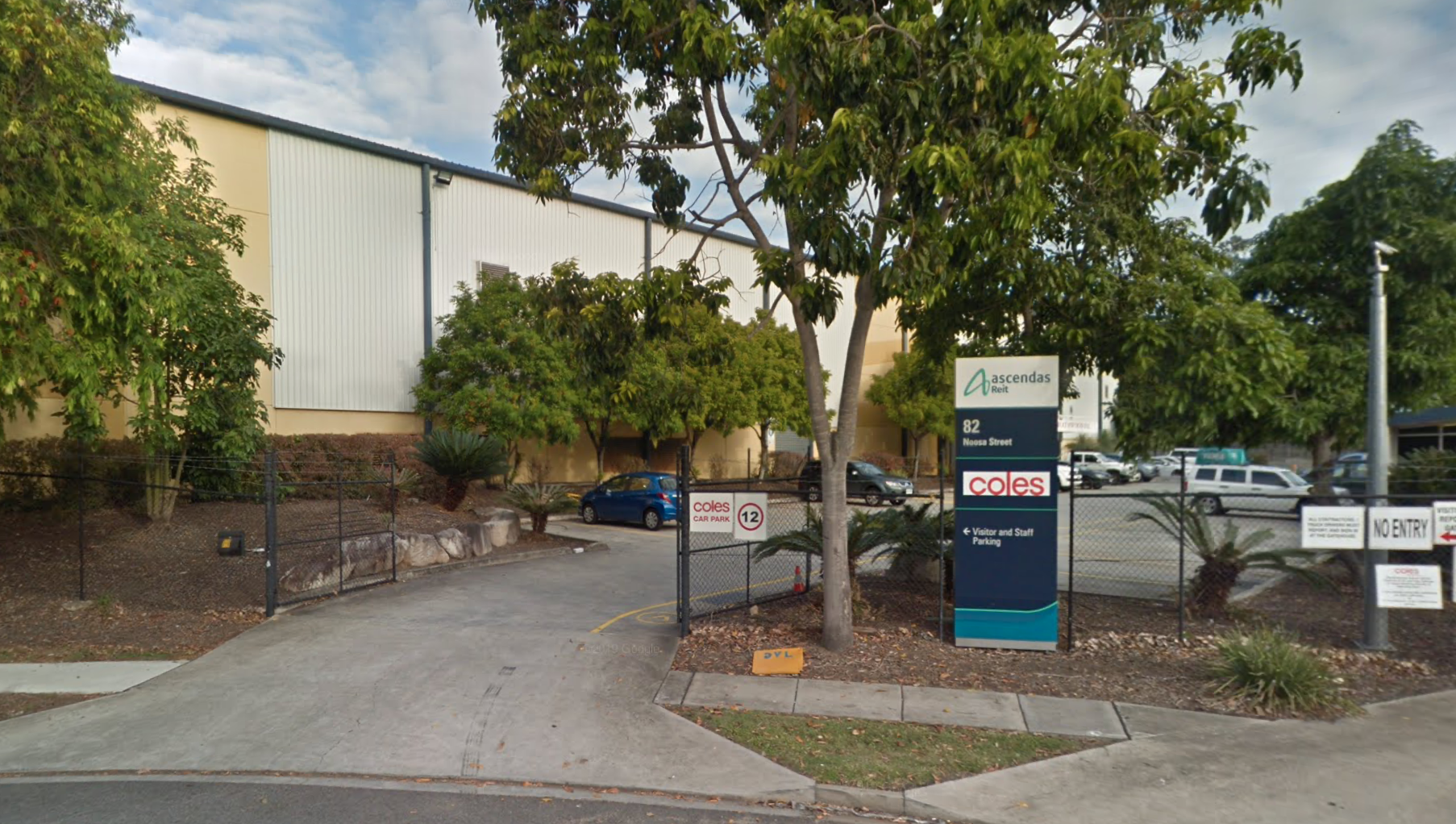82 Noosa Street, which is being disposed of by Ascendas REIT. (Google Maps)