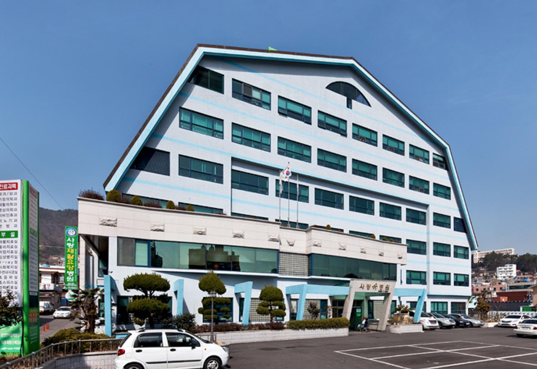 Sarang Hospital (First REIT)