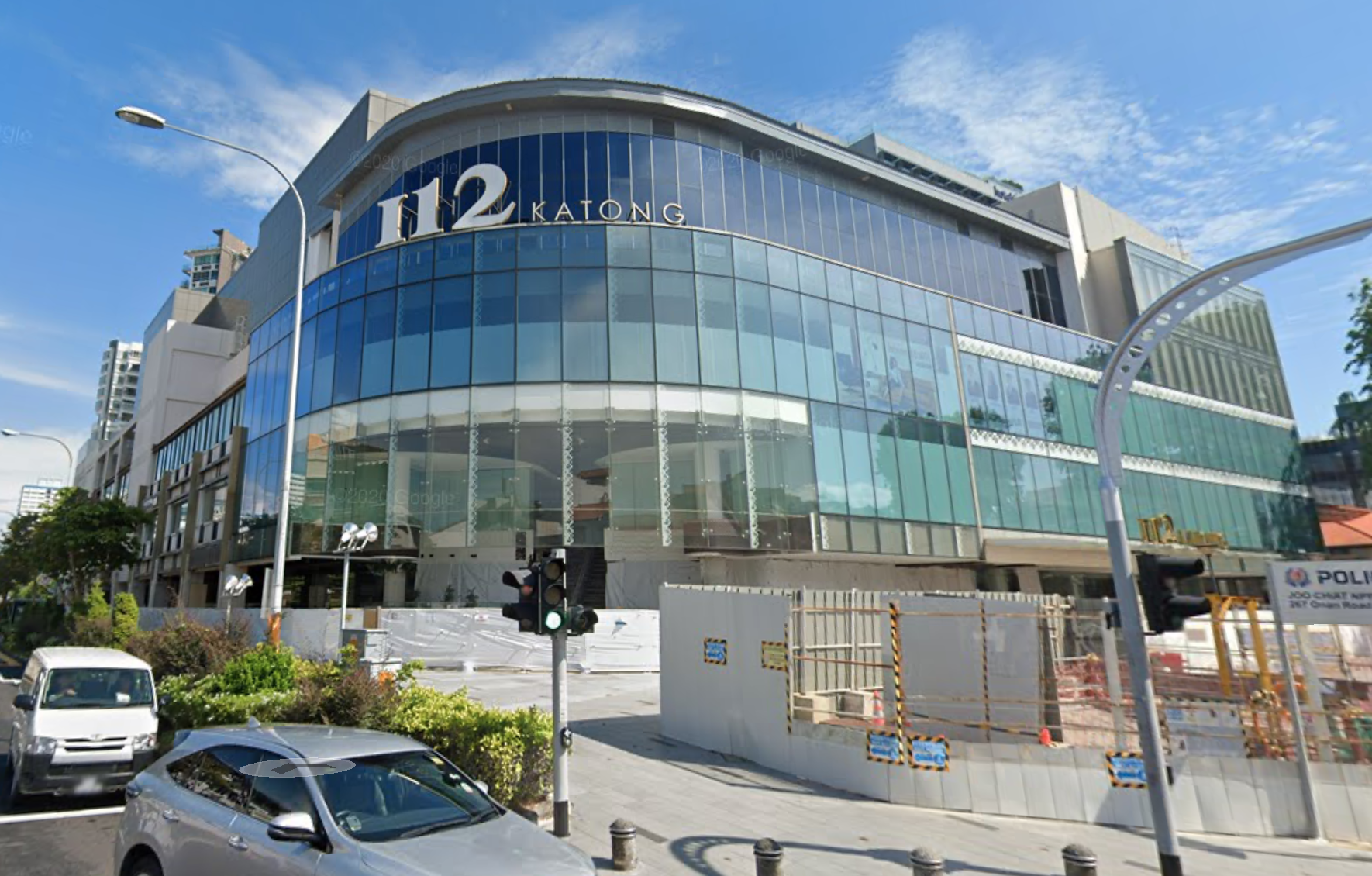 i12 Katong, an asset that could soon be injected into SPH REIT. (Google Maps)