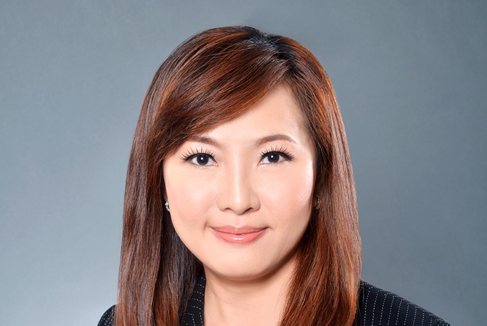 The CEO of Sasseur REIT's manager, Cecilia Tan. (Sasseur REIT)