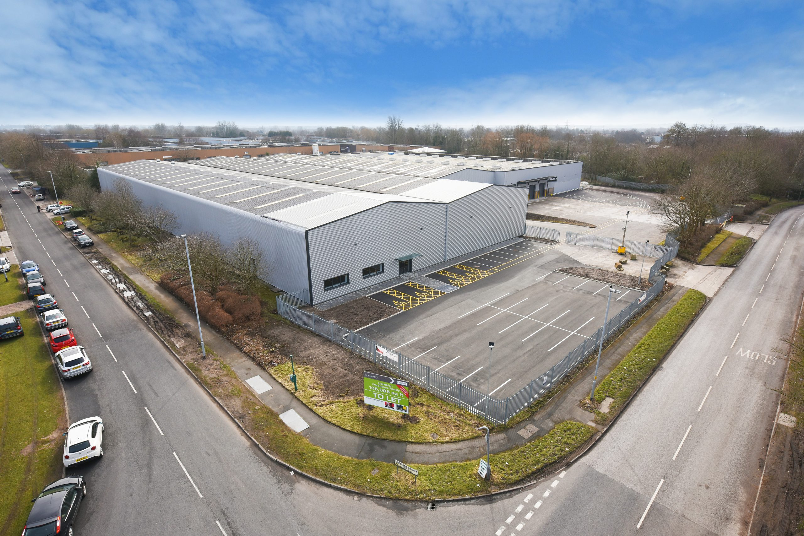 Cromwell European REIT's first acquisition in the UK. (Cromwell European REIT)