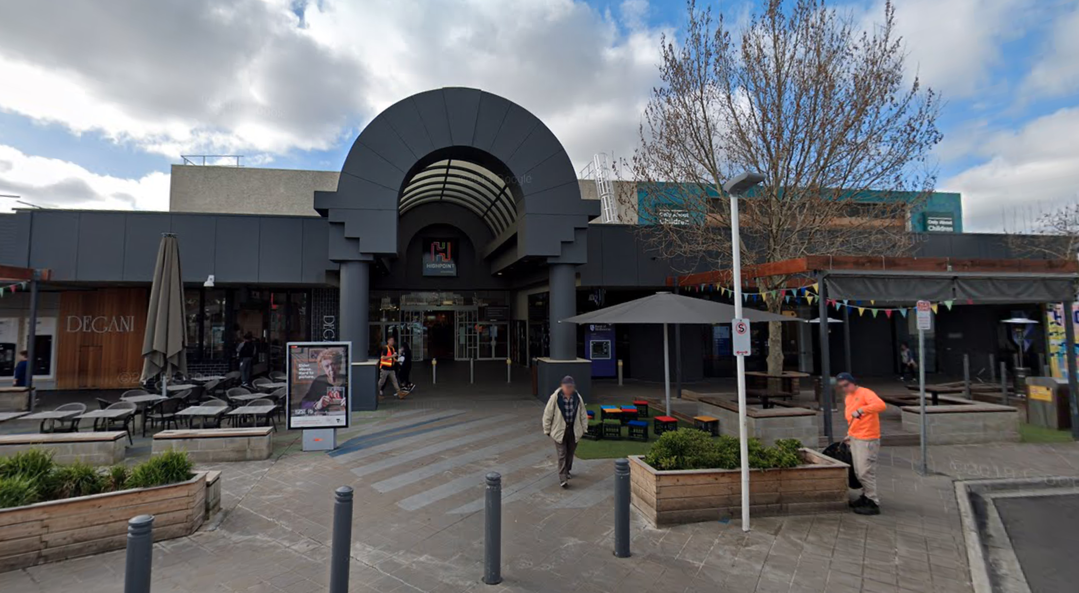 GPT Group's Highpoint Shopping Centre (Google Maps)